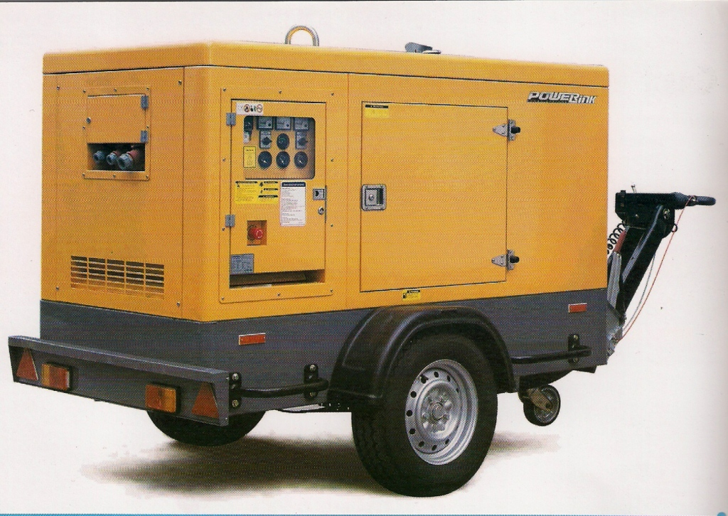 genset power ink