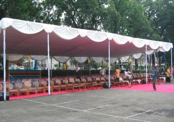 tenda plafon putih (2)