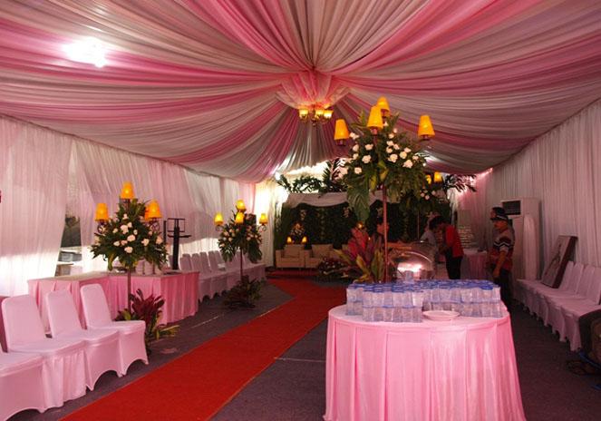 Penyewaan Tenda Cijantung – Pasar Rebo- Jakarta Timur
