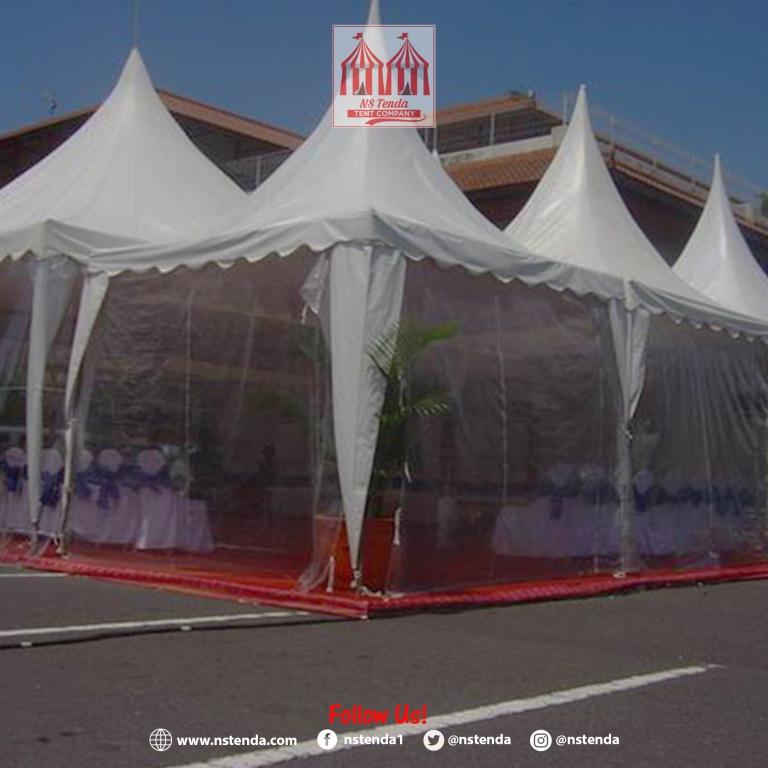 SEWA TENDA EVENT CENGKARENG JAKARTA BARAT