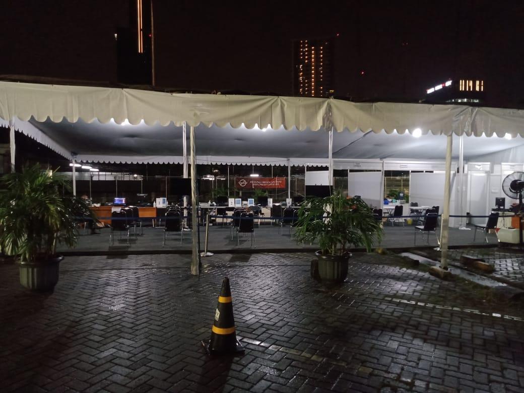Sewa Tenda Vaksin Covid-19 Jakarta Utara | NS Tenda
